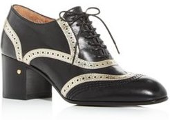 Brogue Booties