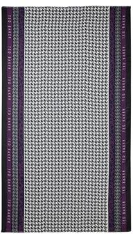Wilette Houndstooth Scarf