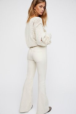 Penny Pull-On Flare Jeans by We The Free at Free People