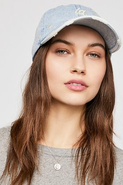 Daisies In The Outfield Baseball Hat by American Needle at Free People