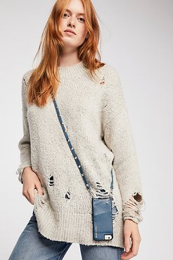 Sarah Crossbody Iphone Case by Bandolier at Free People