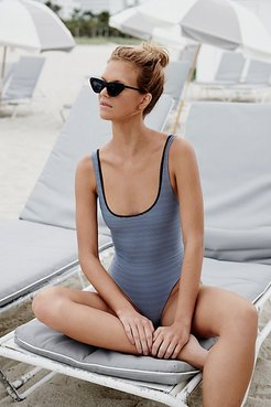 Palm Springs One-Piece Swimsuit by Acacia at Free People