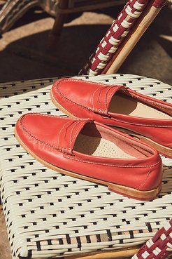 Whitney Penny Loafer by Bass at Free People