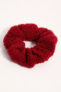 Teddy Scrunchie by Free People
