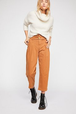 Flow Away Cropped Pants by Free People