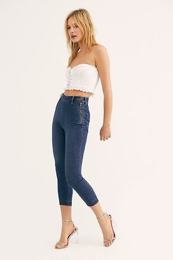 Sedgwick Clean Capri Jeans by Free People