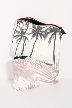 Aloha Printed Pouch by ALOHA Collection at Free People