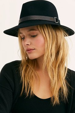 Walker Felt Hat by Bailey of Hollywood at Free People