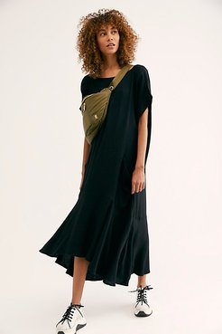 Crisp And Cool Midi Dress by Endless Summer at Free People