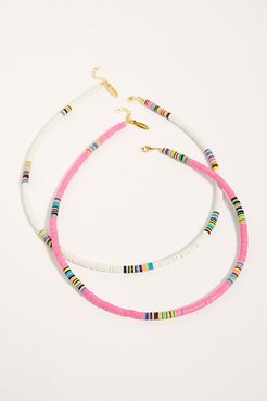 All The Must Beaded Necklace by ALLTHEMUST at Free People