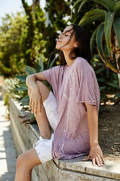 Walk On Graphic Tunic by FP Movement at Free People