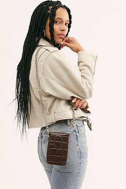 All Night Chunky Chain Wallet by FP Collection at Free People