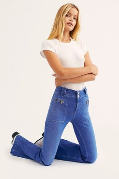 Layla Flare Jeans by We The Free at Free People