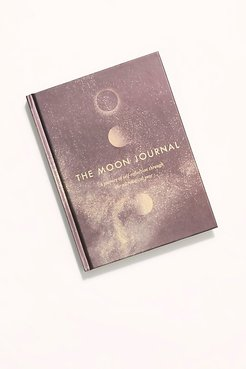 Moon Journal by Chronicle Books at Free People