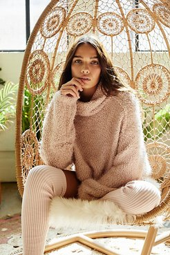 Heatin Up Bubble Pullover by Free People