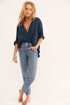 Fast Times High Rise Mom Jeans by We The Free at Free People Denim