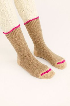 Waffles Crew Socks by Hansel From Basel at Free People