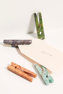 Dar Proyecto Stone Clip Set by Free People