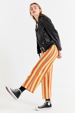 UO Ant Knit Straight Cropped Pant - Assorted XS at Urban Outfitters
