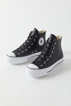 Converse Chuck Taylor All Star Lift High Top Women's Sneaker - Black 9.5 at Urban Outfitters