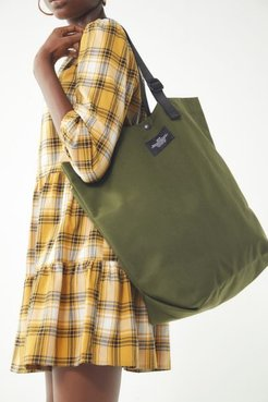 Mid Tote Bag - Green at Urban Outfitters