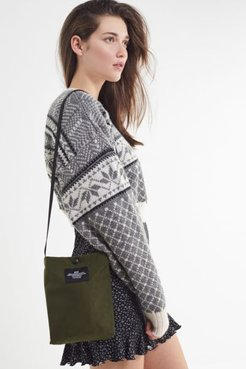 Passport Shoulder Bag - Green at Urban Outfitters