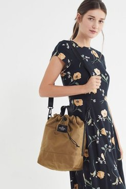 Bucket Tote Bag - Brown at Urban Outfitters