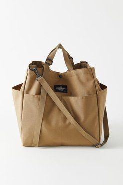 Carry-All Beach Bag - Beige at Urban Outfitters
