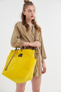 Carry-All Beach Bag - Yellow at Urban Outfitters