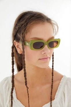 The Supa Phreek Sunglasses - Green at Urban Outfitters
