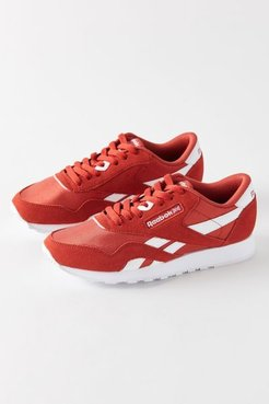 Reebok Classic Nylon Women's Sneaker - Red 5 at Urban Outfitters