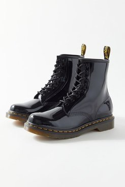 Dr. Martens 1460 Patent Lamper 8-Eye Boot - Black 7 at Urban Outfitters