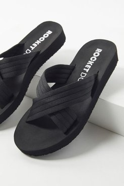 Moon Sandal - Black 9 at Urban Outfitters