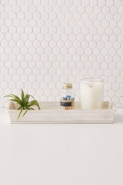 Ayla Vanity Tray - White at Urban Outfitters