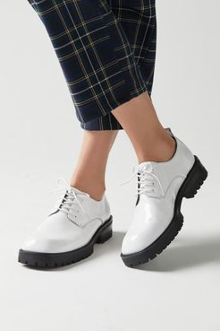 Etta Brogue Oxford - White 11 at Urban Outfitters