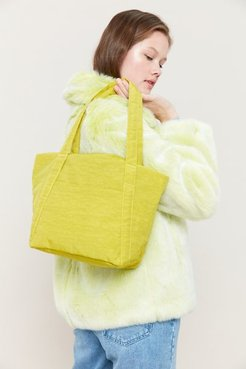 Mini Cloud Tote Bag - Yellow at Urban Outfitters
