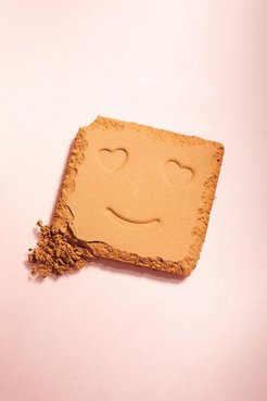 Hello Happy Velvet Powder Foundation - Brown at Urban Outfitters