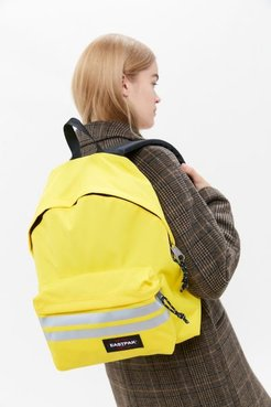 Padded Pak'r® Reflective Backpack - Yellow at Urban Outfitters