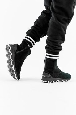 Sorel Kinetic Short Boot - Black 7 at Urban Outfitters