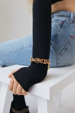 Revival Chunky Chain Bracelet - Gold at Urban Outfitters