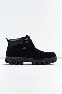Rubicon Chukka Boot - Black 8 at Urban Outfitters