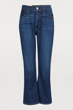W5 Empire Crop Bell jeans