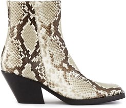 Braxton ankle boots