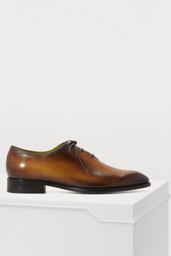 Alessandro brogue shoes