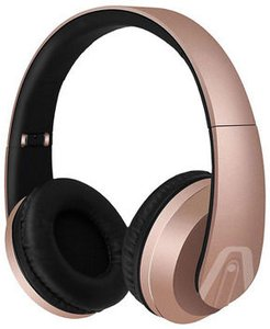 Luxe Over-Ear Wireless Foldable Bluetooth Headphones