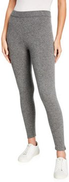 Cashmere Jersey Leggings