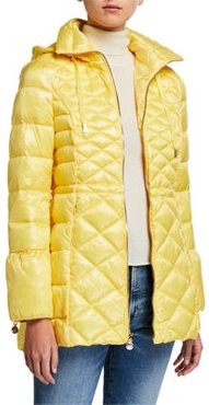 Quilted Anorak Jacket