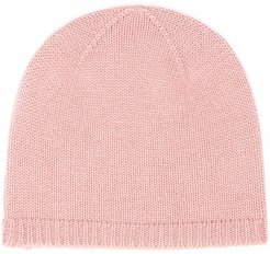 Nao Cashmere Beanie In Rose