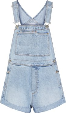Wynona Light Blue Denim Playsuit