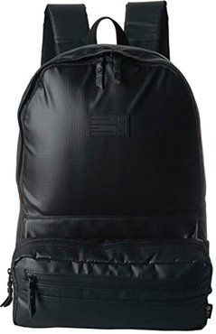 Nero Backpack with Removable Waistpack (Black Ripstop) Backpack Bags